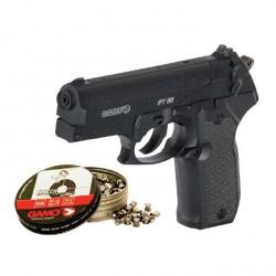 Pistola Gamo PT 80 Co2