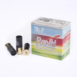 Cartucho Roolls Platinum Plus T4