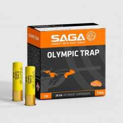 Cartucho 20 GA Olympic Trap