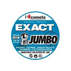 Perdigones Cometa JSB Exact Jumbo Cal. 5.5