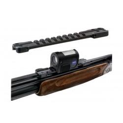 Rail Recknagel Weaver Picatinny para escopeta