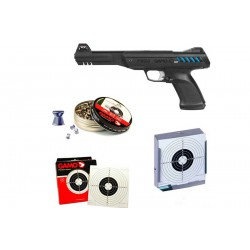 Pistola Gamo P-900 IGT Gunset - Kit tiro