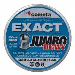 Perdigones JSB Jumbo Heavy Cal. 5.5
