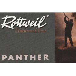 Cartuchos Rottweil Panther 34 gr