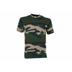 Camiseta Percussion Camuflaje