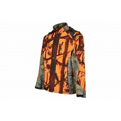 Cazadora Percussion Softshell Ghostcamo