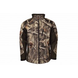 Cazadora Percussion Softshell Ghostcamo Wet