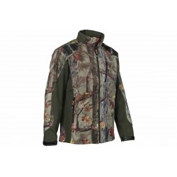 Cazadora Percussion Softshell Ghostcamo Forest