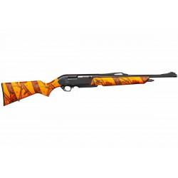 Rifle Winchester SXR Camo Blaze Fluted