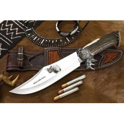 Cuchillo Muela Rhino Big Five