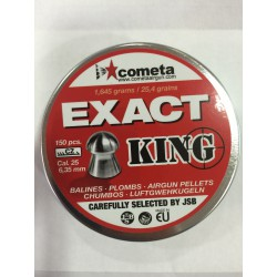 Perdigones Cometa JSB Exact King Cal. 6.35
