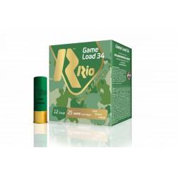 Cartuchos Rio 50 - 34 gr