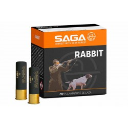 Cartuchos Saga Rabbit 34 gr