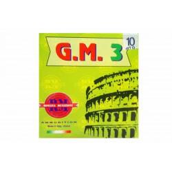 Cartuchos RM GM3 30 gr