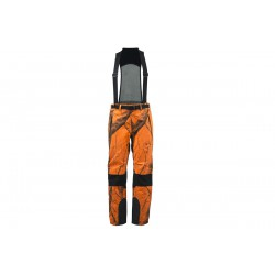Pantalón caza Beretta Suspender Active Pants Blaze Orange Camo
