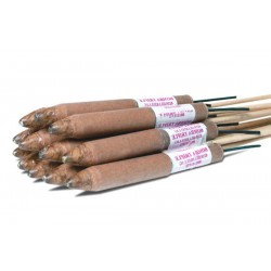 Cohetes bomba triple