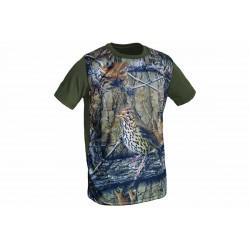 Camiseta Benisport 3D Zorzal