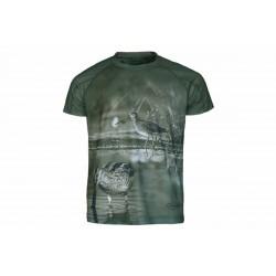 Camiseta Benisport Becada