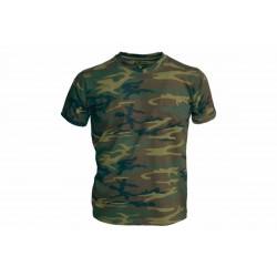 Camiseta Benisport camuflaje