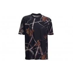 Camiseta Swedteam Realtree AP Black M