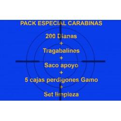 Pack especial carabinas