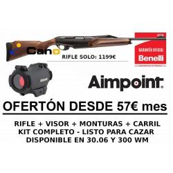 PACK OFERTA - Benelli Argo + Aimpoint H2