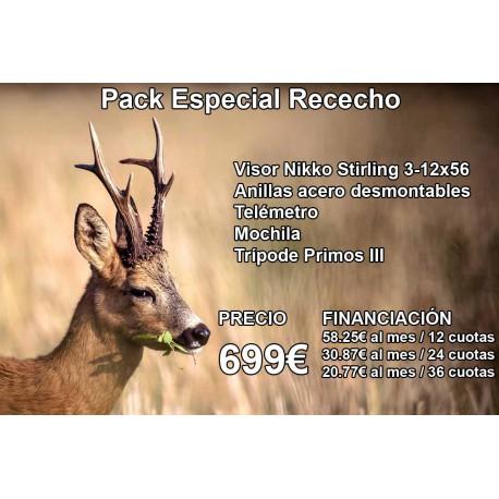 PACK OFERTA - Rececho