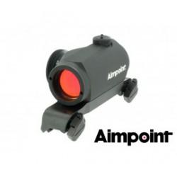 Mira de Punto Rojo Aimpoint MICRO H-1 2MOA (Con montura para Blaser incorporada)