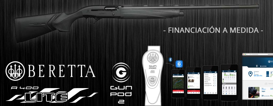 Beretta A400 Gun Pod2