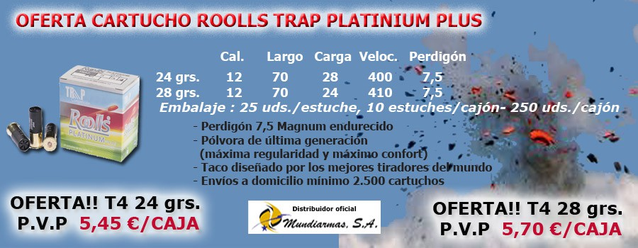 Roolls Platinum Plus