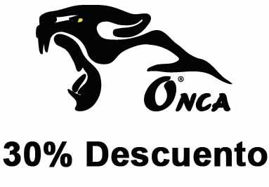 Ofertas Onca 30% descuento