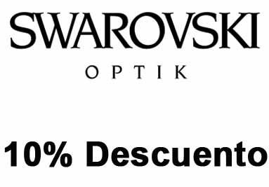Swarovski 10% descuento